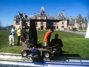 Fisher 10 Dolly - Camera Support Rentals