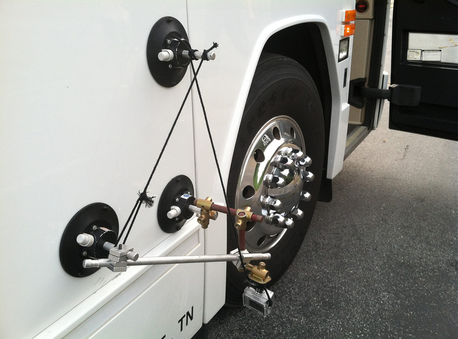 Smoky Mountain Grip and Lighting Co. Rigging